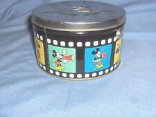 """#105 - DISNEY-MGM MICKEY MOUSE """"MOVIE FILM"""" COLLECTOR'S TIN - DIRECTOR MICKEY"""