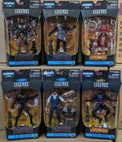 Marvel Legends Black Panther Wave 2 Set of 6 Figures M'Baku BAF In Stock New