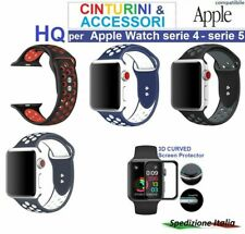 CORREA PARA APPLE WATCH SERIE 5 4 3 2 1 SPORT RUN SILICONE 44 42 40 38 mm