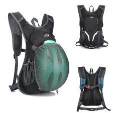 15L Cycling Bag Backpack Ultralight Hiking Sports Travel Rucksack Daypack