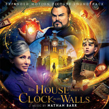 THE HOUSE WITH A CLOCK IN ITS WALLS ~ Nathan Barr CD LIMITED