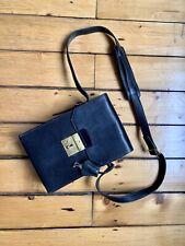 Vintage étui ou sacoche Hermès Paris en cuir