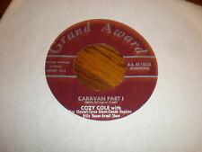 Cozy Cole 45 Caravan Part1/2 GRAND AWARD