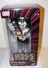 Kiss The Demon Gene Simmons Rock and Roll all Nite Soundalikes Gemmy Animated 12