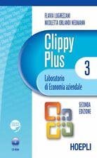 CLIPPY PLUS - 3  - LUGHEZZANI FLAVIA, NEUMANN ORLANDI NICOLETTA - HOEPLI