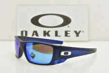 Oakley Fuel Cell Sunglasses OO9096-K160 Matte Translucent Blue W/ PRIZM Sapphire