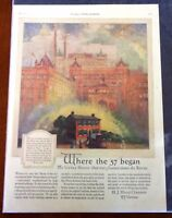 Vintage 1922 Ladies Home Journal H. J. Heinz 57 Varieties Print Ad Advertising