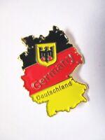 Germany Pin mit Adler Anstecker Deutschland mit Druckverschluss