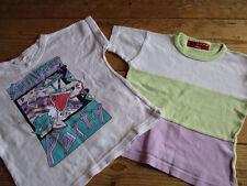 2x T-Shirt 122-128, H&M