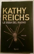 Le ossa del ragno Kathy Reichs