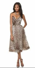 Animal Print ZIMMERMANN 100% Silk Dresses for Women