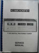 SCOTT T-33S Service Manual