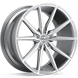 "Inovit Frixion 5  Alloy Wheels 20""- Silver Polished, VW T5 T6 5x120"