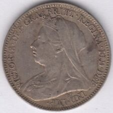 More details for 1897 victoria silver sixpence | british coins | pennies2pounds