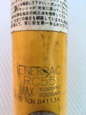 Enerpac Rc-55 Hydraulic Cylinder, 4.9 Ton Capacity, 5.00 In Stroke