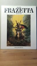 More details for frank frazetta book 2 -1977 first print- new and sealed