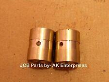FRONT LOADER BUSH, SET OF 2 PCS. (PART NO. 808/00296)- JCB PARTS NEW