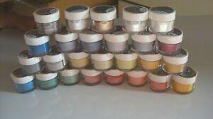 Rainbow Dust Edible Silk Range Essbares Glanzpulver Staub Glitzer Tortendeko