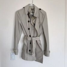 Auth Burberry Women's Trench coat size UK 8 USA 6