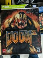 Doom 3 Video Game Strategy Guide Collection NEW! PS2 Nintendo Xbox