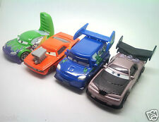 Mattel Disney Pixar Cars Boost, Snot Rod, DJ & Wingo Tuner Gang Team 4-Pack NEW