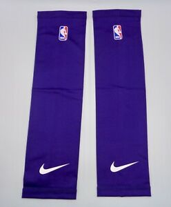 Nike NBA Dri-Fit Sleeves On Court Adult L/XL New Orchid