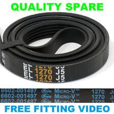 1270J5 machine à laver ceinture convient BRANDT Crosslee Currys Essentials Daewoo