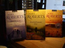 Nora Roberts  Trilogie  Abendstern, Nachtflamme, Morgenlied,