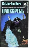 Darkspell by Katharine Kerr 1989 Del Rey Fantasy Paperback