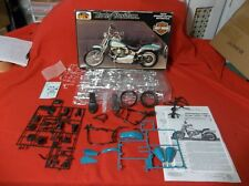 IMEX 1/9 Scale Motorcycle Model Kit Harley Davidson FXSTS FXST Softail #401