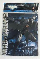 NEW Batman Dark Knight Rises Stretchable Fabric Book Cover School Supplies