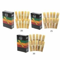 Hot 10pcs Eb Alto Saxophone Reeds Strength 2 2.5 3 Sax Woodwind Instrument Parts