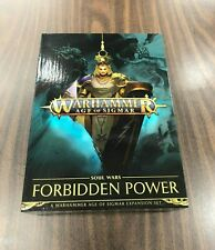 Warhammer AoS Forbidden Power SEALED