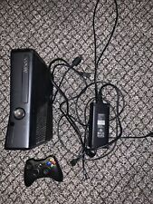 New listing xbox 360 black console And Controller And Game