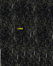 1000 Rouleaux Pour DCA conduit Grip Fil Plomb Moule Noir