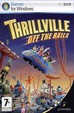 "THRILLVILLE (PC DVD) ""NEW & SEALED"""
