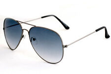Sunglass in Aviator Style  in Sky Blue Shade ( In Case & Wiping Cloth)(Goggles)