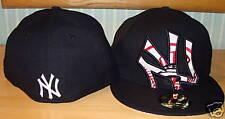 Tilt New York Yankees Custom New Era Hat MLB Cap 7 5/8