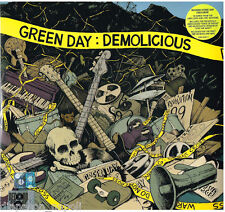 Green Day: Demolicious - LP Vinyl 33 Rpm, Record Store Day