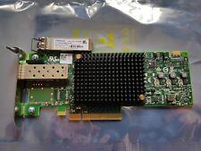32GFC 32Gb Gen 6 Fibre Channel PCI-e 3.0 x8 Dell XKVM4 Emulex LPe32000-M2
