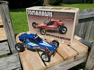 Kyosho Tomahawk 1/10 Off Road Racer Kit Re Release NEW Build Brushless motor esc