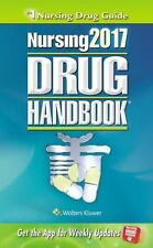 Nursing 2017 Drug Handbook by Lippincott (2016, Paperback)
