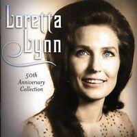 Loretta Lynn - 50th Anniversary Collection [New CD] UK - Import