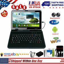 9 Inch Android Tablet PC Quad...
