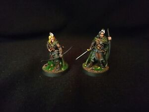 LORD OF THE RINGS GAMES WORKSHOP ANBORN MABLUNG RANGERS GONDOR PRO PAINTED LOTR