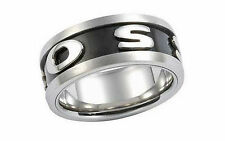 Size 18 Fossil Men's Ring Stainless steel 57 (18,1 mm ø) JF83566040