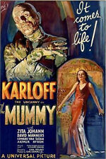 The Mummy - Movie Poster - 24x36 Shrink Wrapped - Karloff 30562