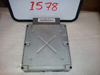 2001 MAZDA PROTEGE 2ALU-12A650-AB COMPUTER BRAIN ENGINE CONTROL ECU ECM MODULE