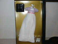 Franklin Mint Titanic White And Lilac Dress Ensemble For Vinyl Rose Titanic Doll