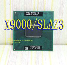 Intel Core 2 Extreme X9000 2.8GHz Dual-Core (SLAZ3) Notebook Processor